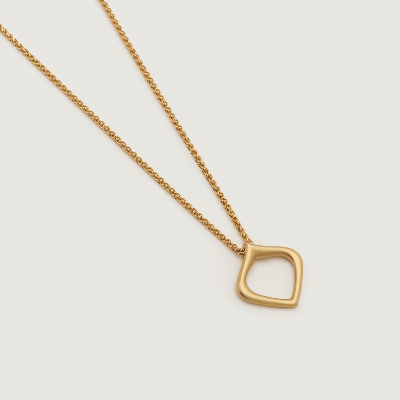 Moznabi Jewellery – Essence of Persia – Gold Pendant