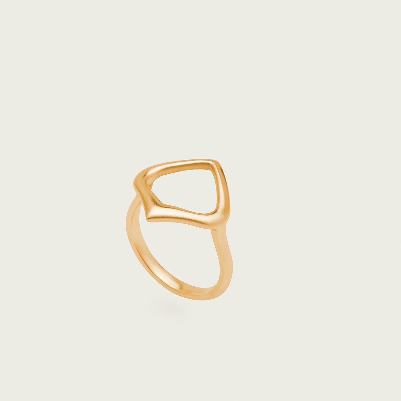 Moznabi Jewellery – Essence of Persia – Gold Ring