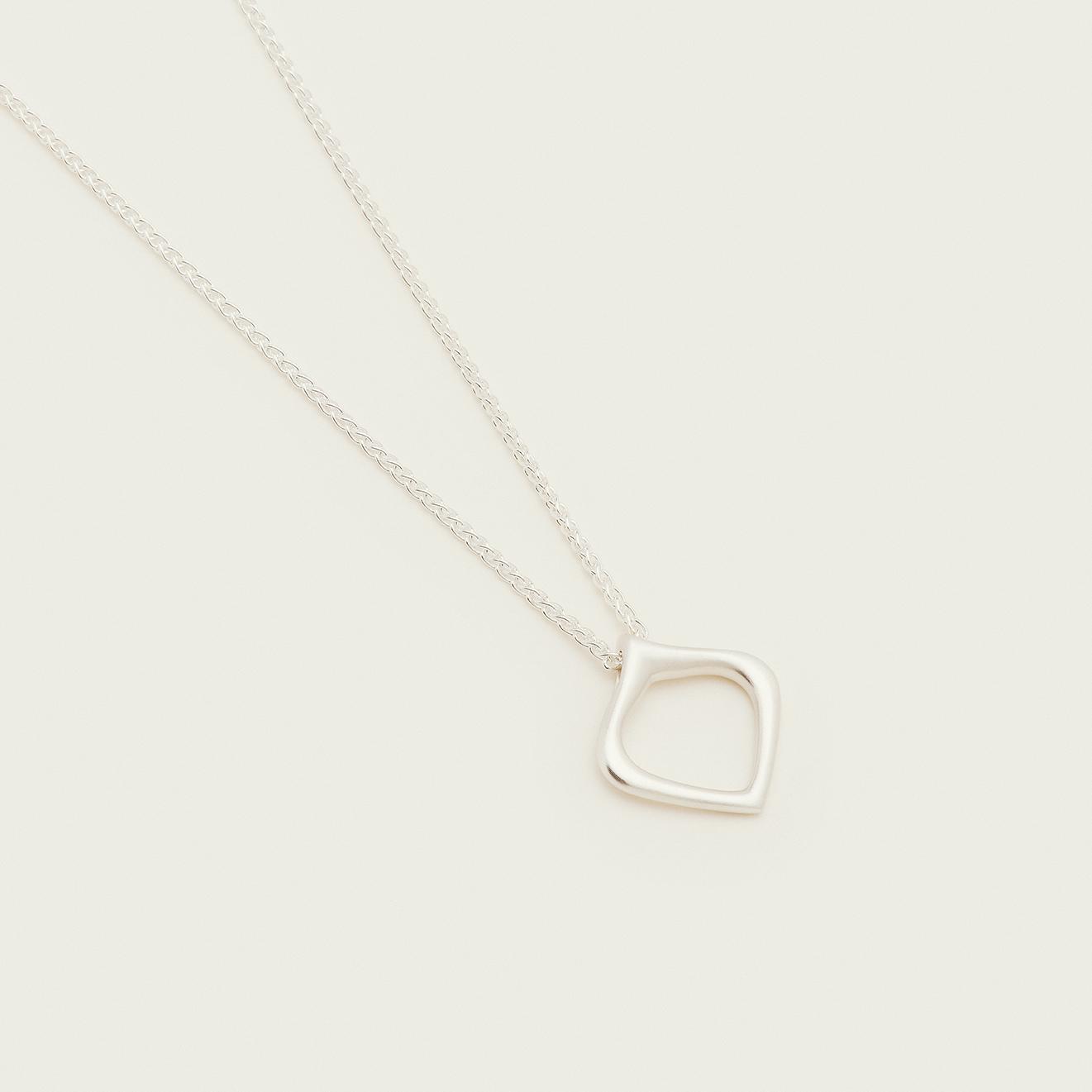 Moznabi Jewellery – Essence of Persia – Silver Pendant
