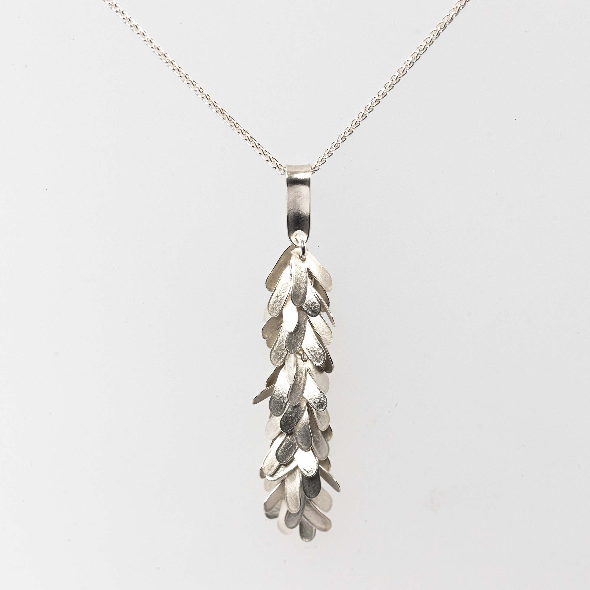 Glenn Campbell CAT-06 Catkin Pendant with 30 Links £148