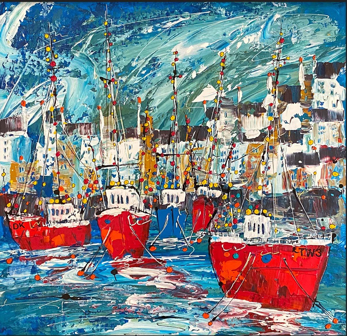 Martin John Fowler Early Tide