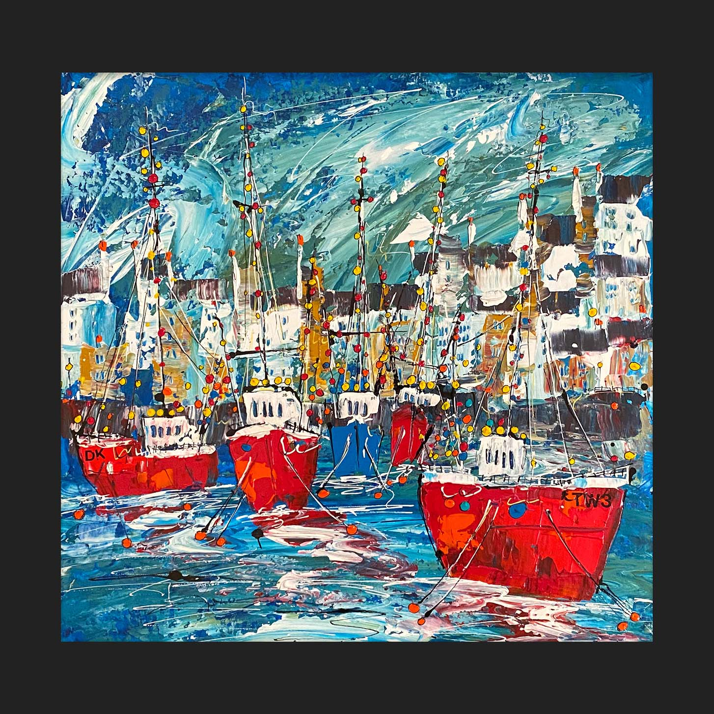 Martin John Fowler Painting